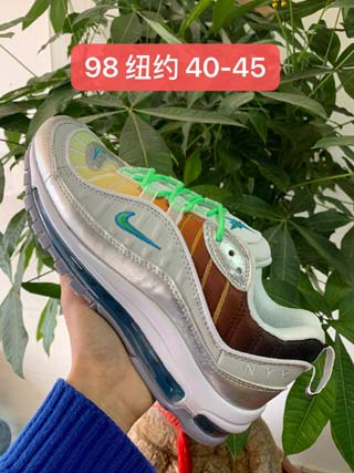 Mens Nike Air Max 98 Shoes Cheap Sale China-2