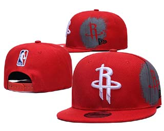 Houston Rockets NBA Snapback Caps-5