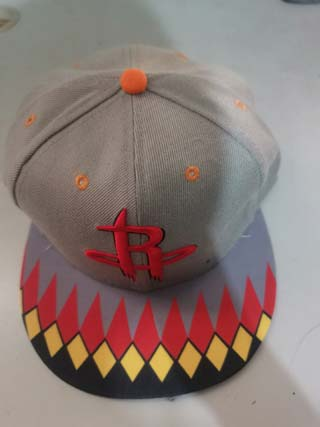 Houston Rockets NBA Snapback Caps-4