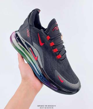 Mens Nike Air Max 270 Shoes-5