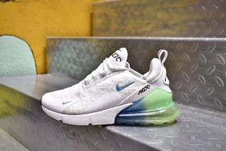 Mens Nike Air Max 270 Shoes-7