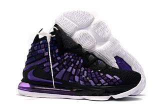 Nike LeBron James 17 Mens Basketball Shoes-9