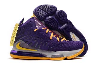 Nike LeBron James 17 Mens Basketball Shoes-3