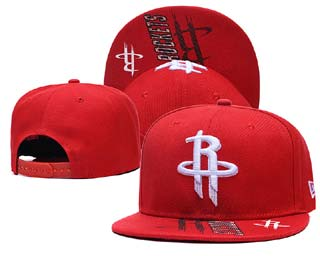 Houston Rockets NBA Snapback Caps-2
