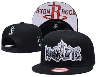 Houston Rockets NBA Snapback Caps-1