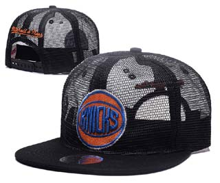 New York Knicks NBA Snapback Caps-22