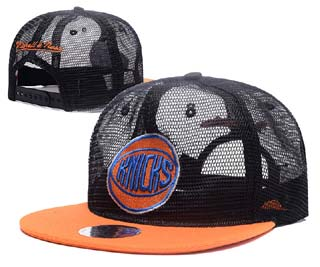 New York Knicks NBA Snapback Caps-21