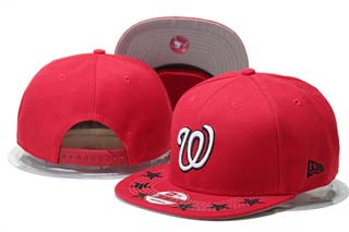 Washington Nationals MLB Snapback Caps-10