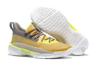 Under Crmour Curry 7 Mens Basketball Shoes-4