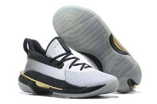 Under Crmour Curry 7 Mens Basketball Shoes-3