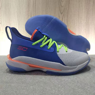 Under Crmour Curry 7 Mens Basketball Shoes-17