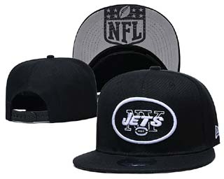 New York Jets NFL Snapback Caps-3