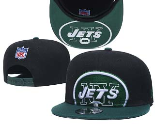 New York Jets NFL Snapback Caps-6