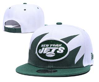 New York Jets NFL Snapback Caps-5