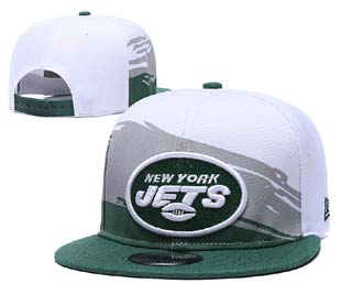New York Jets NFL Snapback Caps-2